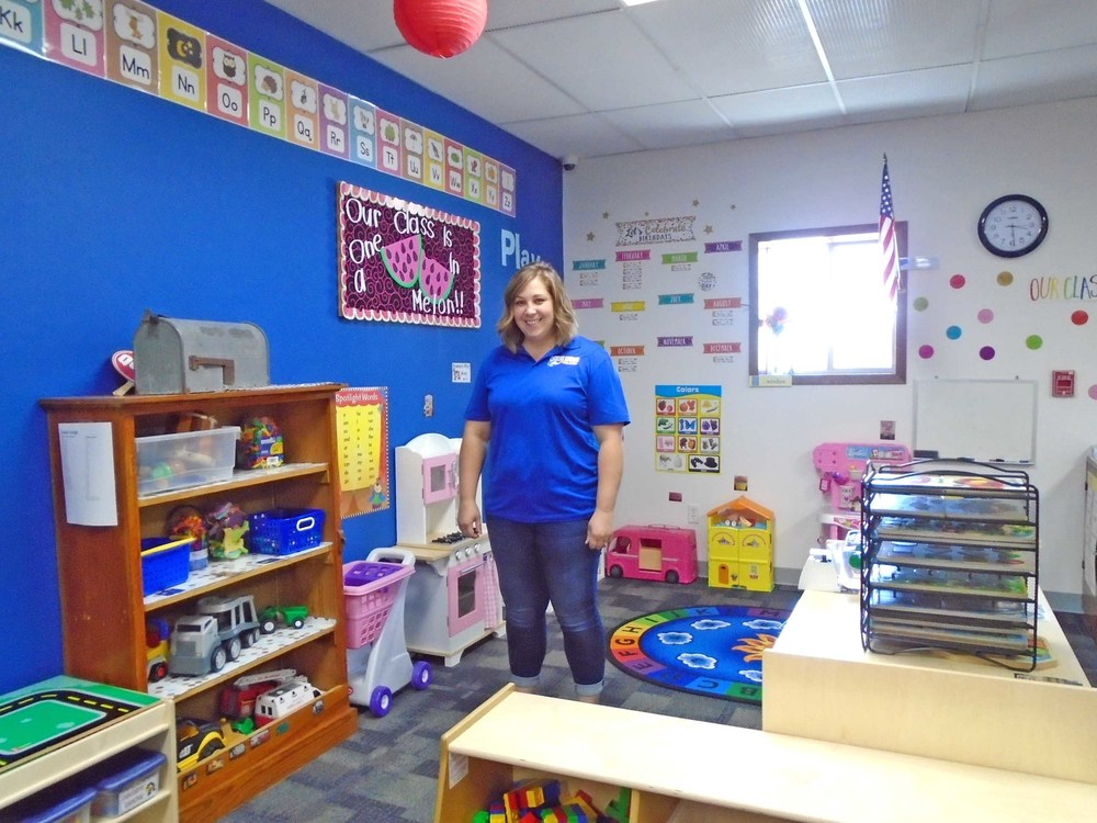 Little Paws Preschool adds new room for three year old students
