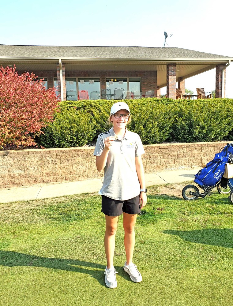 Kerkman qualifies for state golf