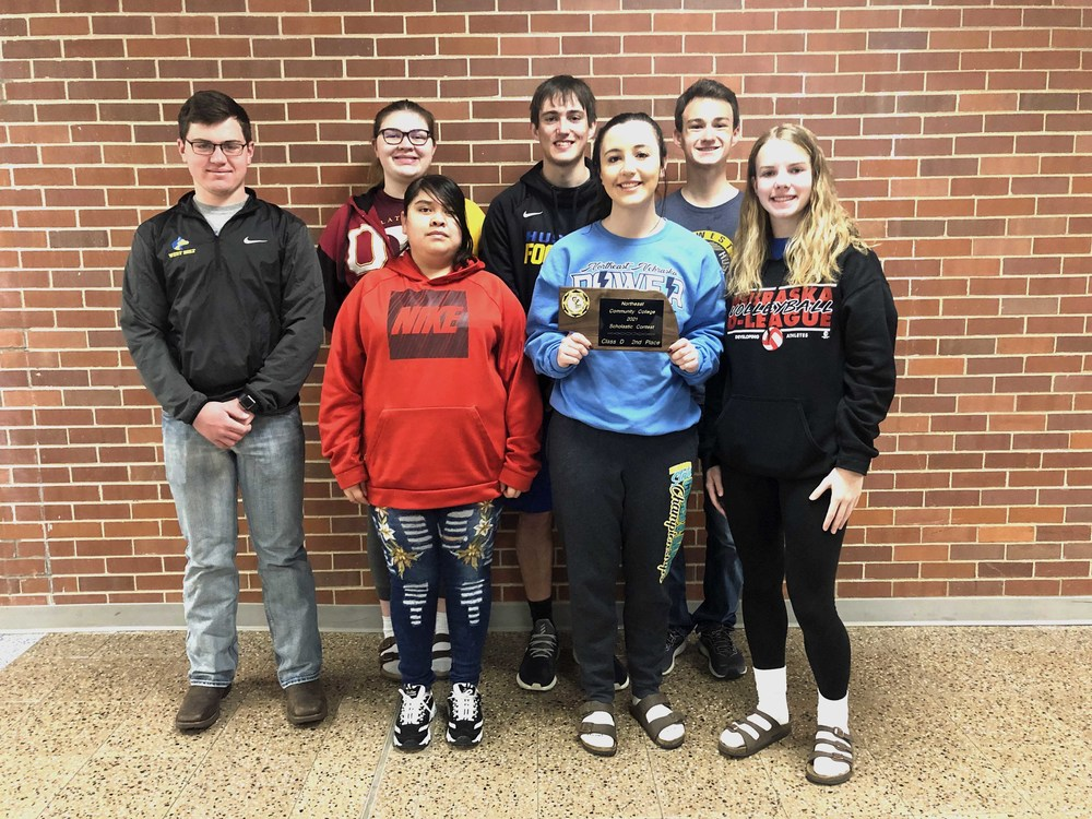 WH scholars competed at Northeast Scholastic