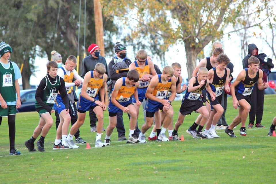 West Holt Harriers qualify for State Meet in Kearney