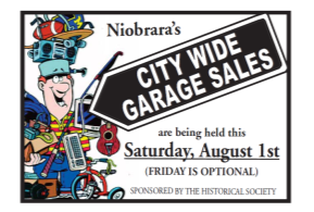Niobrara Citywide Garage Sales