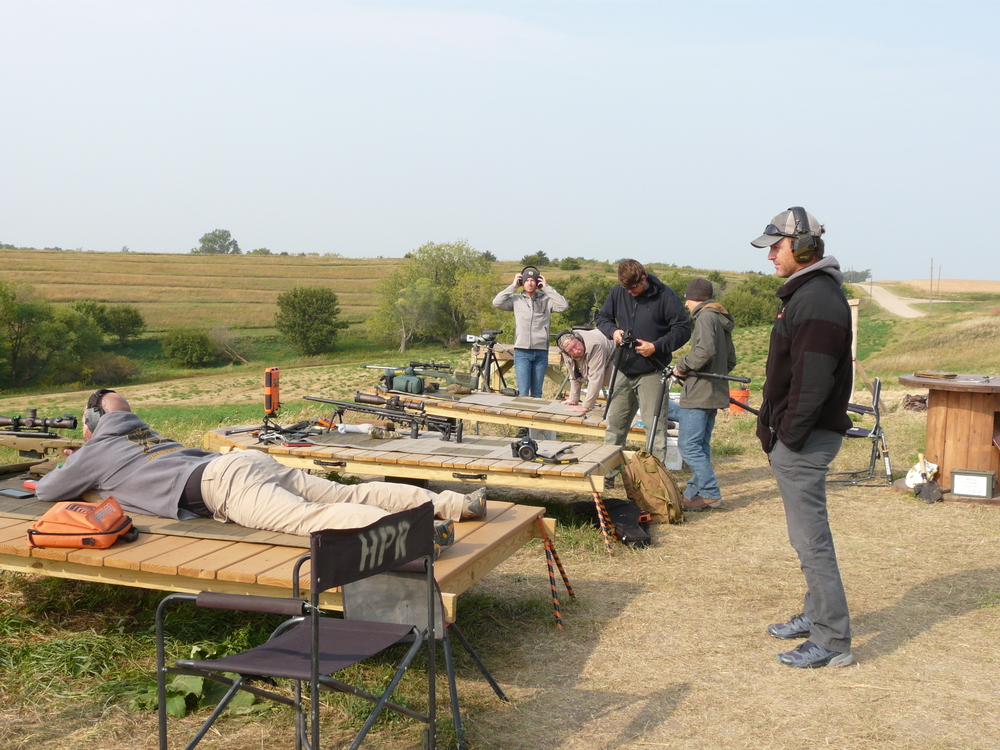 Swanson's Hunting Acres was target site for precision rifle training event