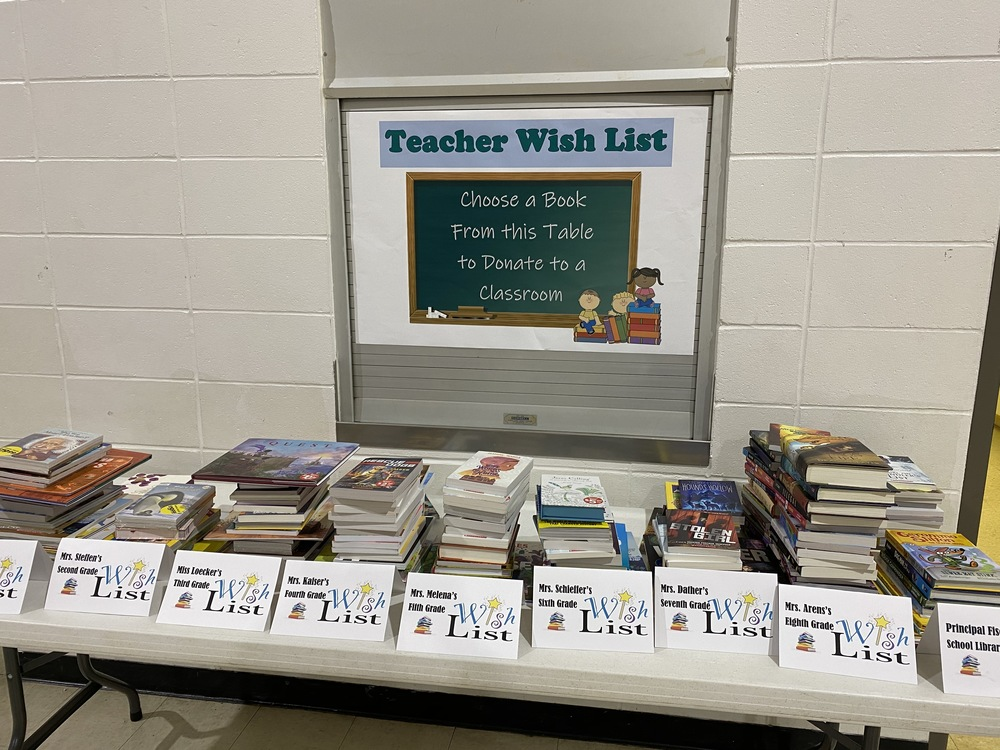 St. Rose holds successful book fair