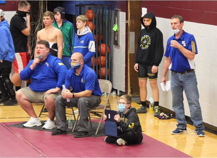 Huskies wrestlers compete at Sargent tourney