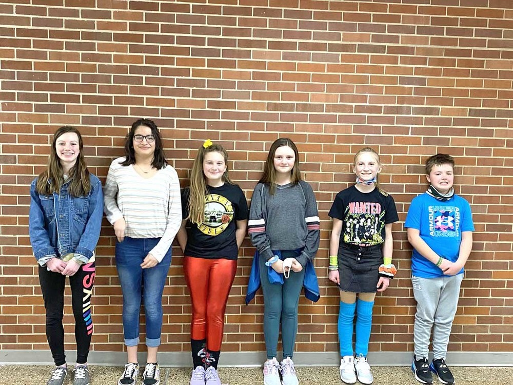 West Holt students compete