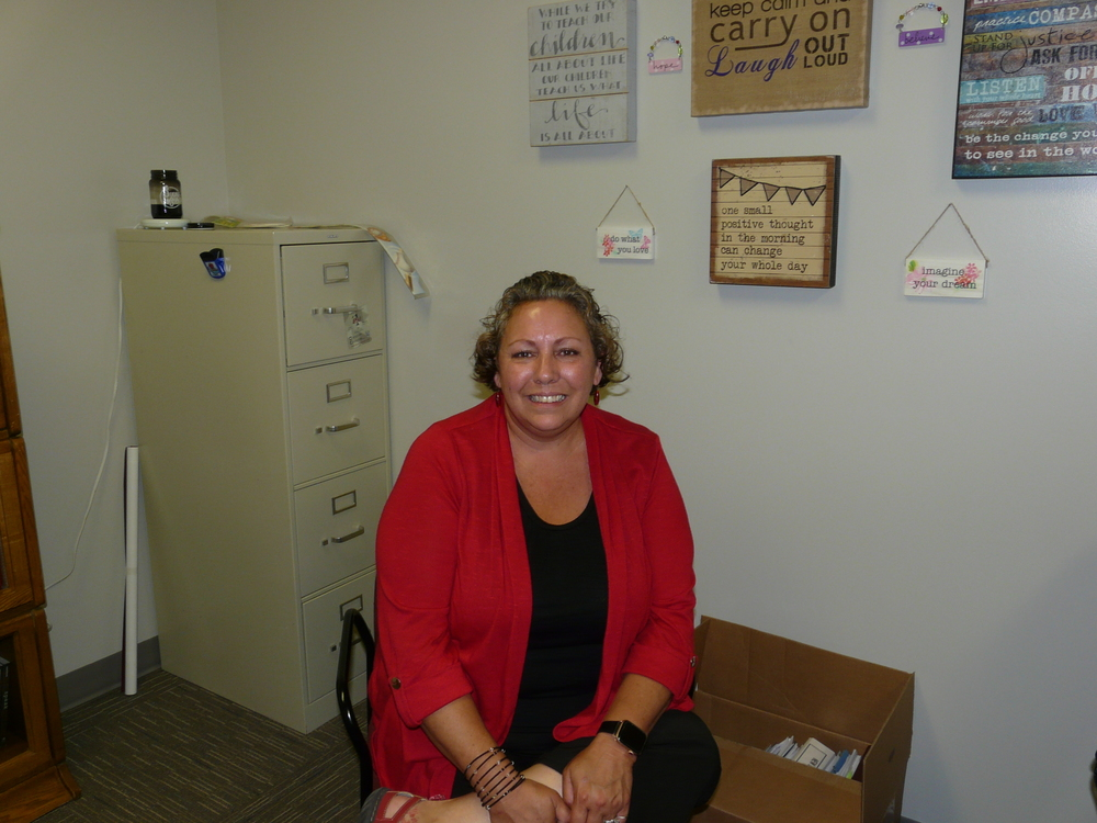 New Principal starts at Niobrara