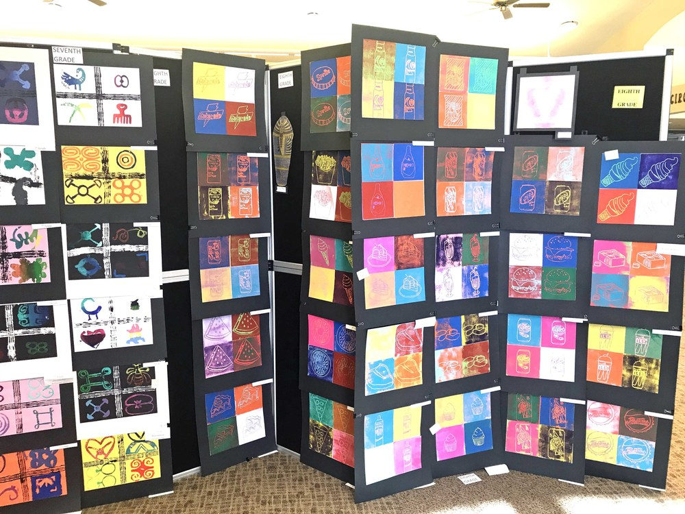 Library announces art show winners