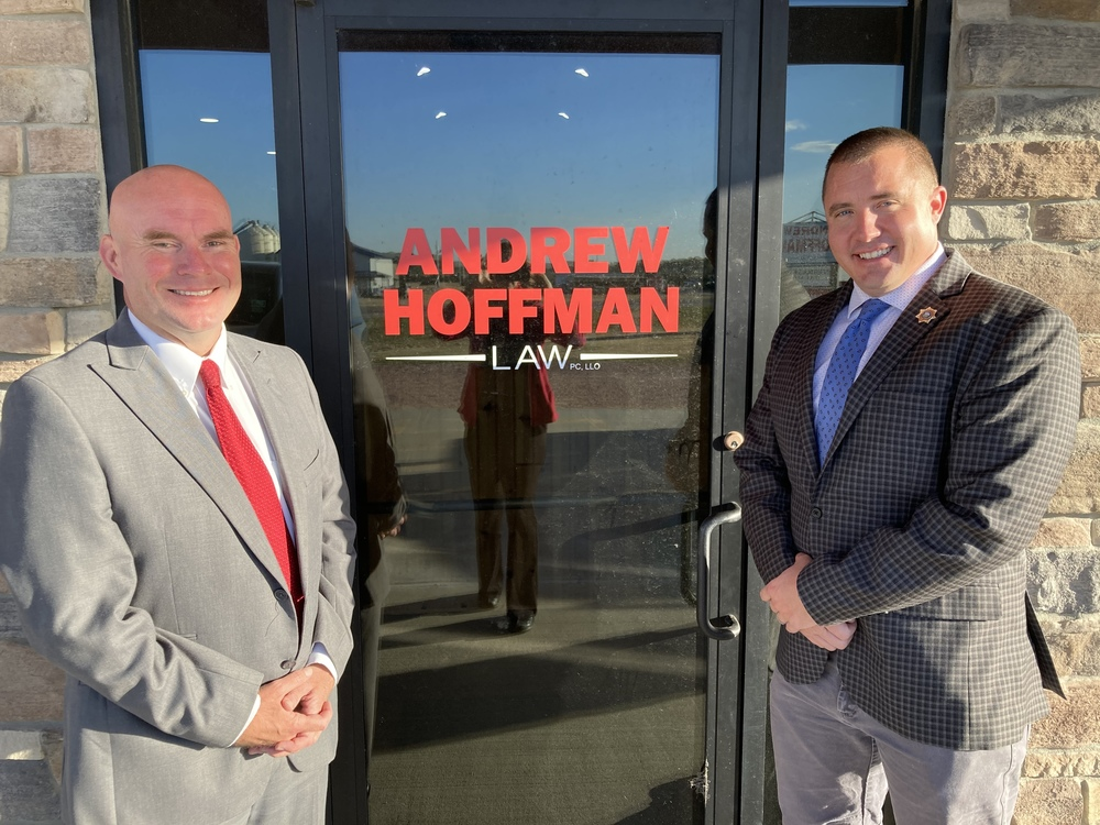 Kelly purchases Hoffman Law