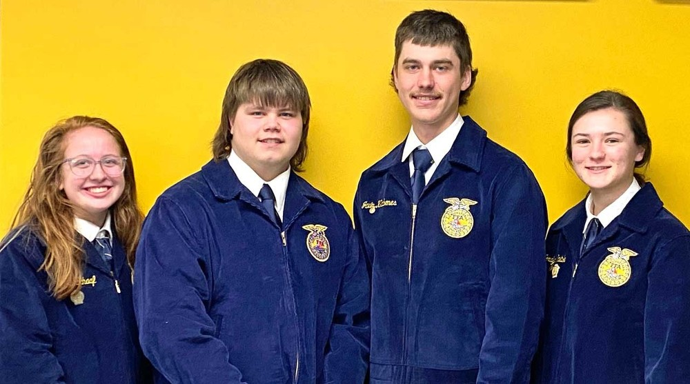 West Holt FFA Star and Proficiency finalists named