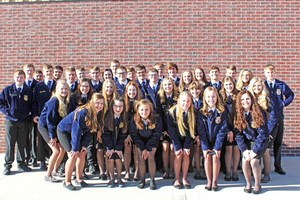 Stuart FFA Chapter brings home 2021 District X Leadership Development Events Sweepstakes Award