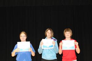 Niobrara Spelling Bee Winners