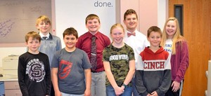 Stuart students compete in Spelling Bee