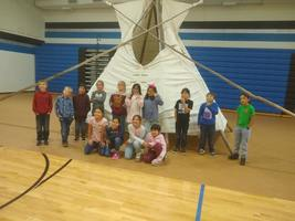 Native American Heritage Month being observed at school