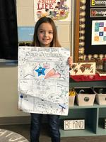 Fourth Grade Star Student of the Week