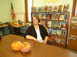 New librarian at Niobrara Public Library