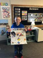 Niobrara Fourth Grade Star Student of the Week