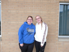 Niobrara Academic All-State award winners