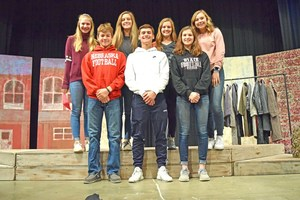 Stuart Thespians place fifth at NVC West