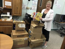Kopp retires from Niobrara Public Library