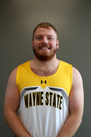 Kalkowski is NCAA National qualifier in weight throw