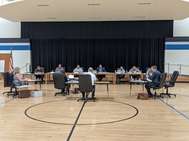 After hearing, Niobrara Board votes Parks to keep contract