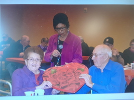 Ohiya Casino's Valentine promotion honored long-time married couples