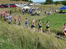 Cross Country opens season with meet at park