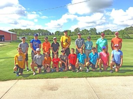ASCC Junior Golf League season ends