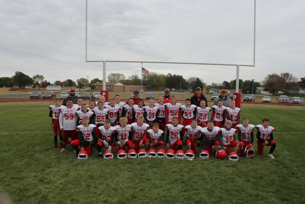 Junior Pirate Football