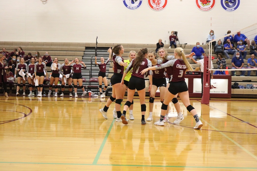 Crofton Volleyball