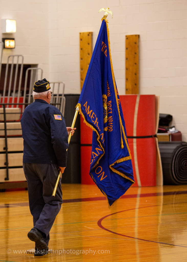 Veteran's Day Program