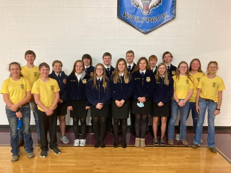 FFA Qualify for State