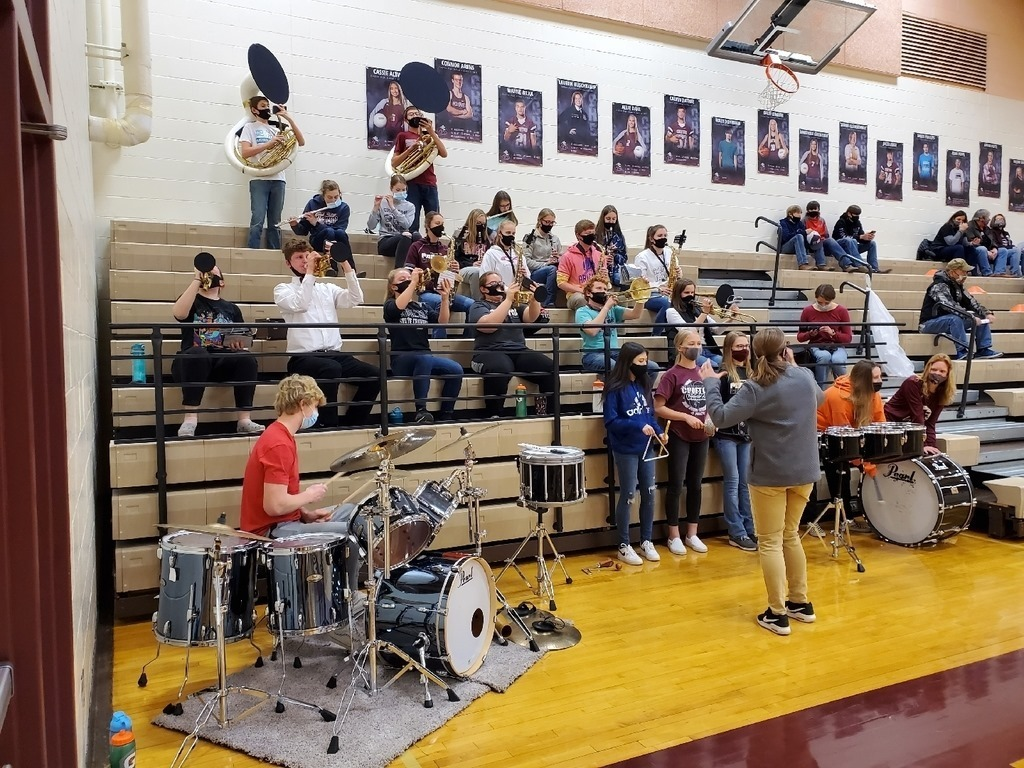 Crofton Warrior Band