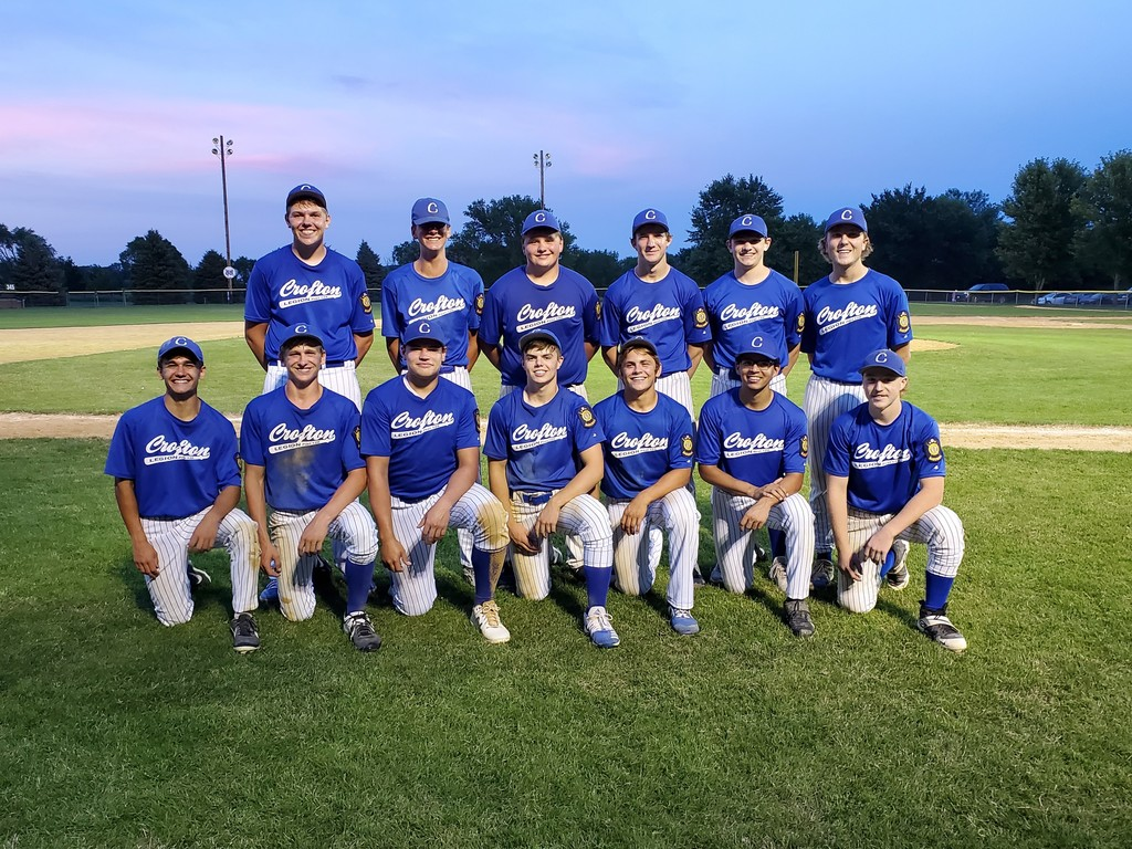 Crofton Legion Seniors