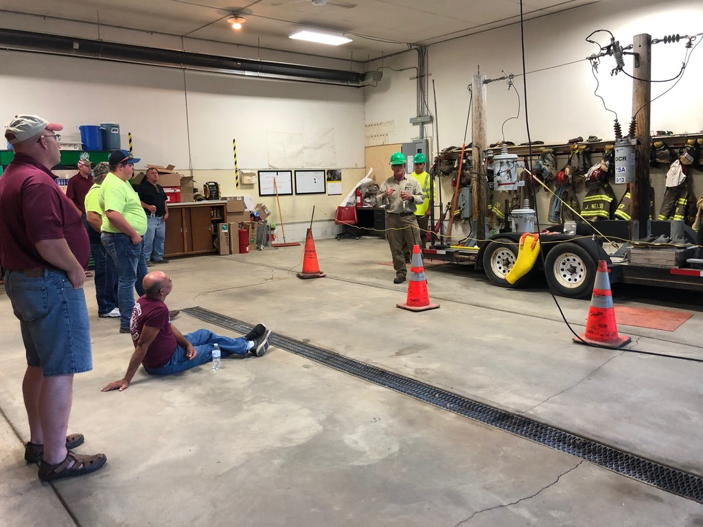 Power Companies train responders