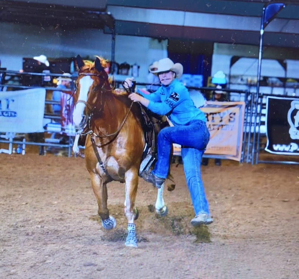 Youth competes in National High School Finals Rodeo